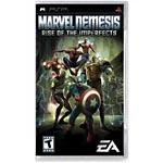 PSP Marvel Clash of the Superheroes