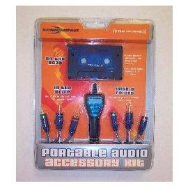 Sonic Impact Portable Audio Accessory Kit