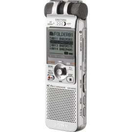 Sony ICDMX20 Digital Voice Recorder