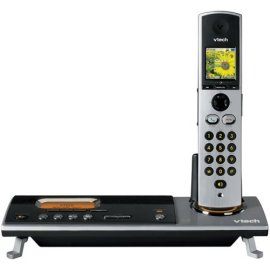 Vtech i5871 5.8 GHz Expandable Cordless System w/ Dual Caller ID & Digital Answering System