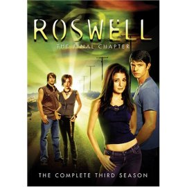 Roswell - The Complete Third Season