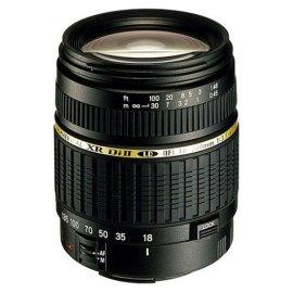 Tamron Autofocus 18-200mm f/3.5-6.3 XR Di II Macro Lens for Canon Digital SLR Cameras