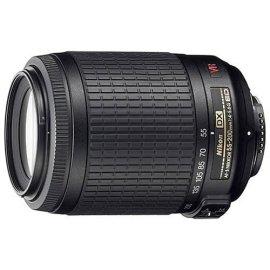 Nikon 55-200mm f/4-5.6G ED AF-S DX Nikkor Zoom Lens