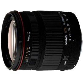 Sigma 18-200mm f/3.5-6.3 DC Lens for Canon Digital SLR Cameras
