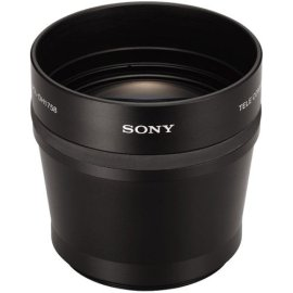 Sony VCL-DH1758 Tele Conversion Lens for DSC-H1 Digital Camera