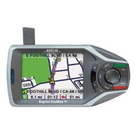 Magellan RoadMate 760 Portable GPS Vehicle Navigation System