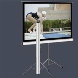 Elite Screens T99NWS1 99-inch 1:1 Portable Tripod Projector Screen