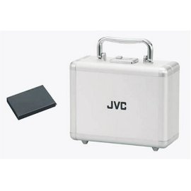 JVC VUVM10KIT Accessory Kit with Battery and Carrying Case for JVC Digital Media Cameras