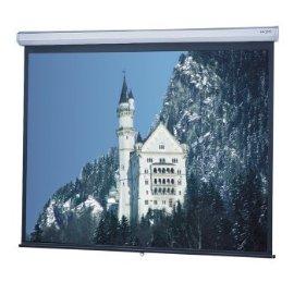 Da-Lite Manual 92 Diagonal HDTV Format Home Theater Wall Screen with High Power Fabric