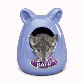 Chinchilla Ceramic Bat...