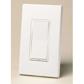 Leviton 10-Amp Relay Wall Switch HCS10-1SW