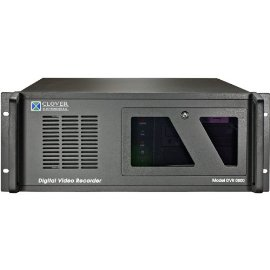Clover Digital Video Recorder-800 8 Channel 80GB Digital Video Recording System