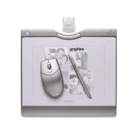 Graphire Bluetooth 6X8 Tablet