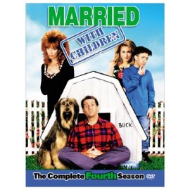 Married With Children - The Complete 4th Season