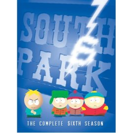 South Park:Complete Sixth Season