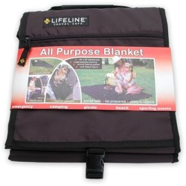 Lifeline LF-04014 Travel Blanket