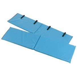Duro-Med Vinyl Bed Rail Cushions, 60 (1 Pair)