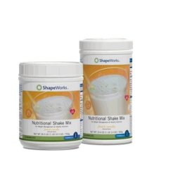 Herbalife ShapeWorks Formula 1 Nutritional Shake Mix French Vanilla 750g