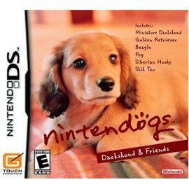Nintendogs - Dachshund