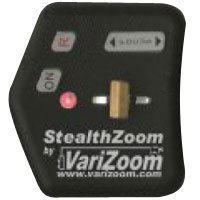 VariZoom StealthZoom for all Mini DV camcorders with a LANC Jack Canon XL-1, GL-1, Optura, Elura, VX-2000, DSR-250, TRV900, PD150A