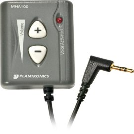 Plantronics Mobile Headset Amplifier for 2.5mm -