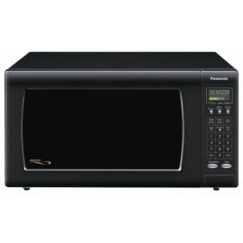 Panasonic NN-H765BF full-size  1.6 cu.ft. 1250 Watt Microwave, Black