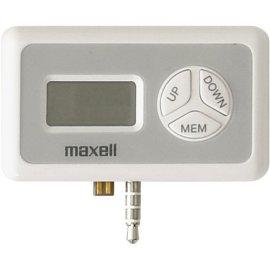 MAXELL P-4 Digital FM Transmitter for iPod