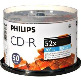 Philips CD-Rs (D52N600) (D52N600)