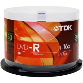 Single Sided 8X DVD-R4.7GB Cake Box 50 16X DVD-R Cake Box 50