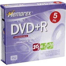 DVD+r 4.7GB