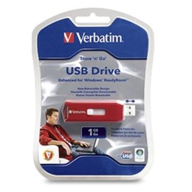 Verbatim Store 'n' Go USB flash drive - 1 GB ( 95138 )