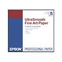 Epson 25-SHEET ULTRASMOOTH FINE ART ( S041896 )