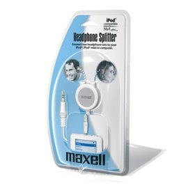 MAXELL P-6 Headphone Splitter