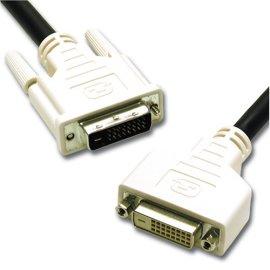 5M DVI-D Dual Link Ext. Cable