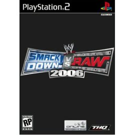 PS2 WWE Smackdown vs. Raw 2006