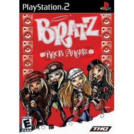 PS2 Bratz: Rock Angelz
