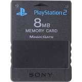 Sony MagicGate flash memory card - 8 MB ( 97091 )