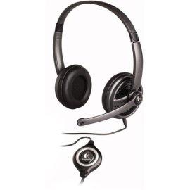 Logitech Premium USB Headset 350 ( 980374-0403 )