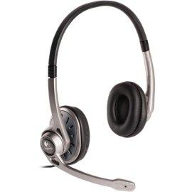 Logitech 980356-0403 Stereo USB Headset 250