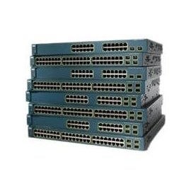 Cisco Catalyst 3560-48TS SMI - switch - 48 ports ( WS-C3560-48TS-S )