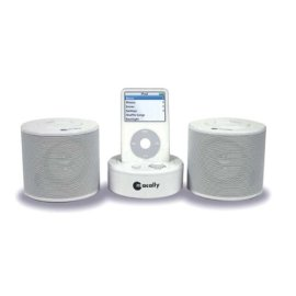 MACALLY IceTune Stereo Speaker and Charger