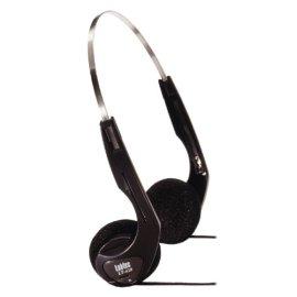 Logitech LT-420 Adjustable Headphone with Deluxe Earpads