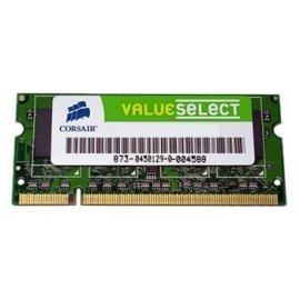 Corsair Value Select memory - 512 MB - SO DIMM 200-pin - DDR ( VS512SDS400 )
