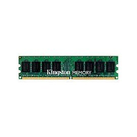 Kingston ValueRAM memory - 2048 MB ( 2 x 1024 MB ) - DDR II ( KVR667D2N5K2/2G )