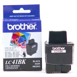 Brother LC41HYBK High-Yield Black Ink Cartridge