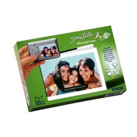 Epson StoryTeller Photo Book Creator (10 5x7 Pages, S041884)