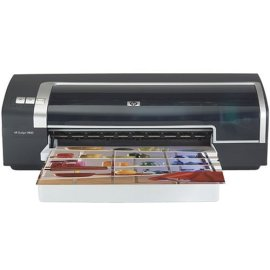 HP DeskJet 9800 Wide Format Color Printer (C8165A#A2L)