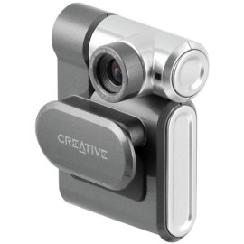 Creative Labs Webcam Live Ultra for Notebook Computer VF0070