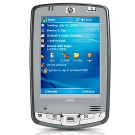 HP iPAQ hx2495 Pocket PC