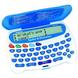 Franklin Electronic (HW1216) Childrens's Dicitonary-Homewk